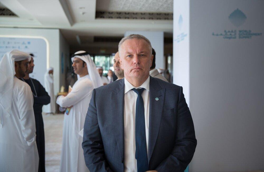Marek Helm ütleb, et Lähis-Idas võib olla palju raha, aga keegi ei oota sind seal ega anna sulle niisama midagi. Ja konkurents... see on meeletu.