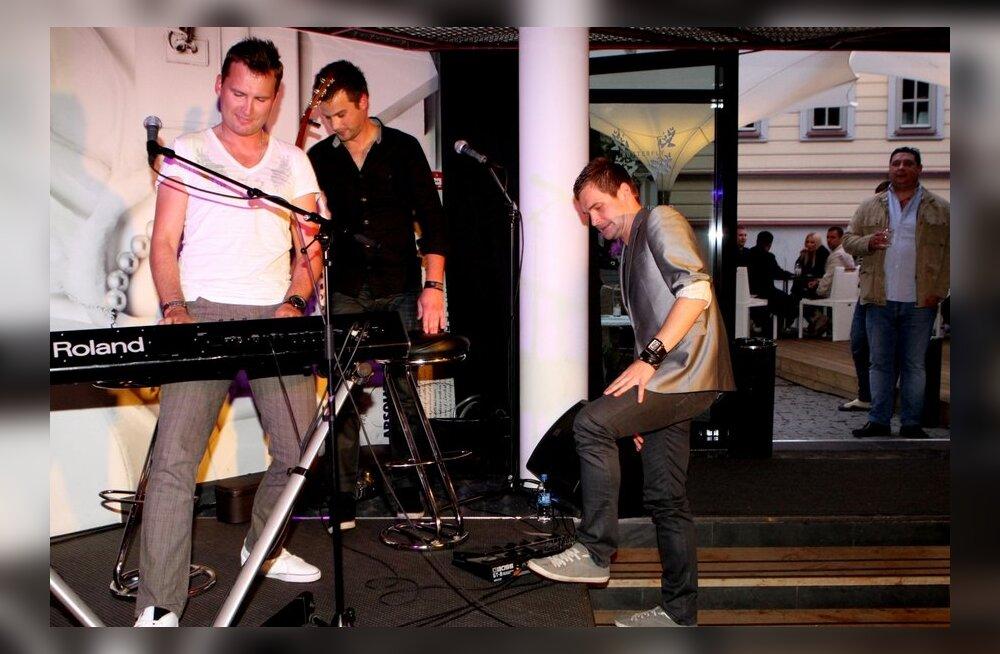 FOTOD: Koit Toome käsutas Ott Leplandi publiku hulgast enda asemel lavale!