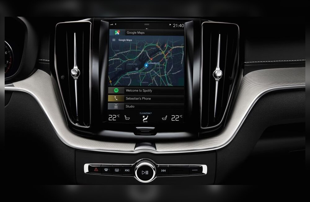 Android 7 levib laialt pigem autodes kui telefonides