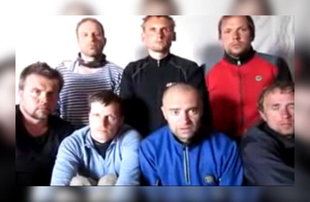 Частная разведка США: эстонцев освободят в ближайшие дни