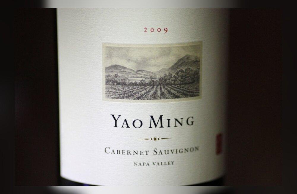 Yao Mingi nimeline vein