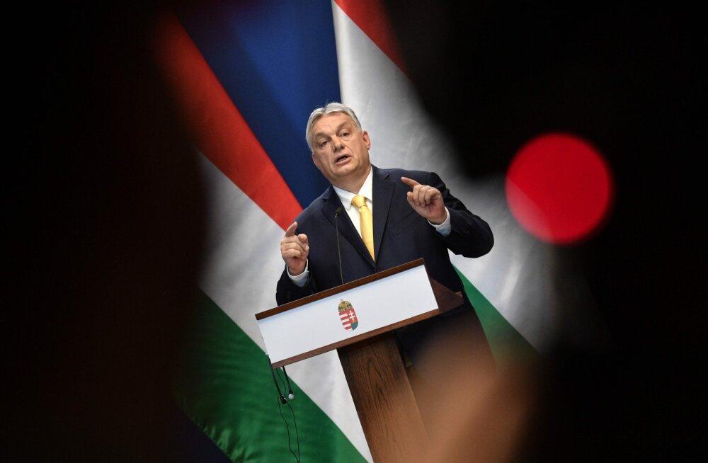Viktor Orbán on Ungari peaminister alates 2010. aastast.
