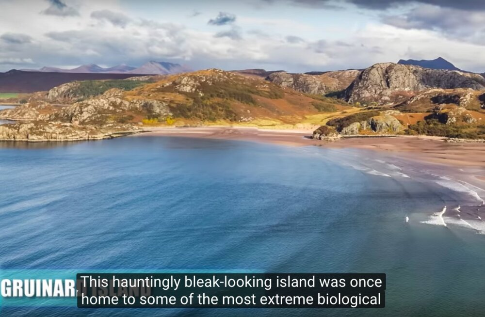 ELUOHTLIK! 12 saart maailmas, kuhu sa mitte kunagi oma jalga tõsta ei taha