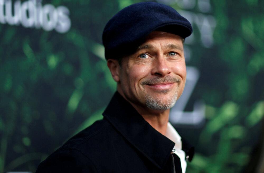 Naljakas FOTO | Kas Brad Pitt tõesti matkib kõiki oma tüdruksõpru?