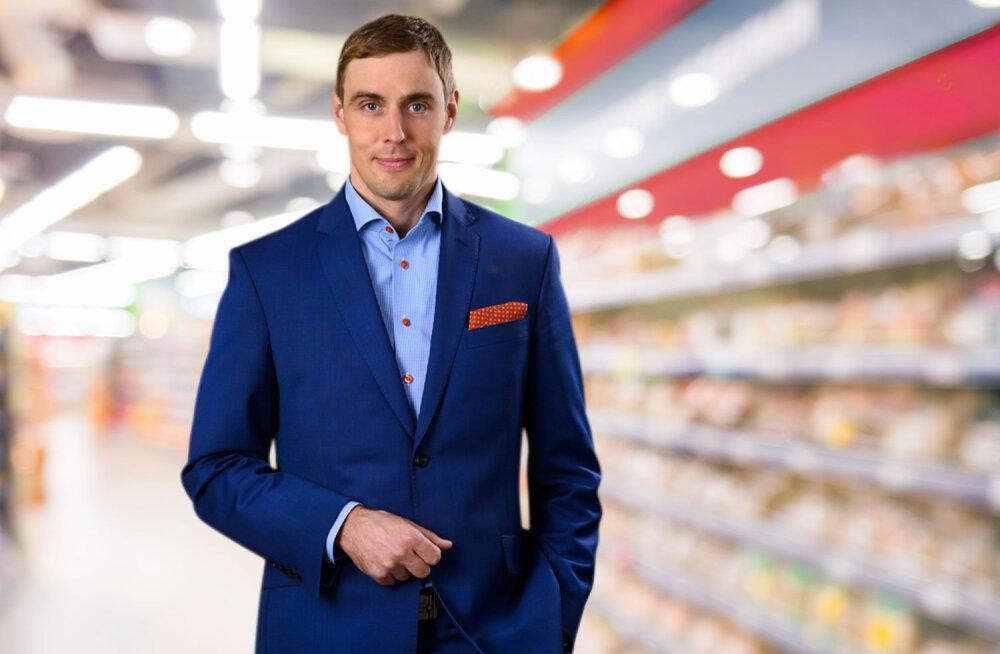Rimi Eesti uueks juhiks sai Vaido Padumäe