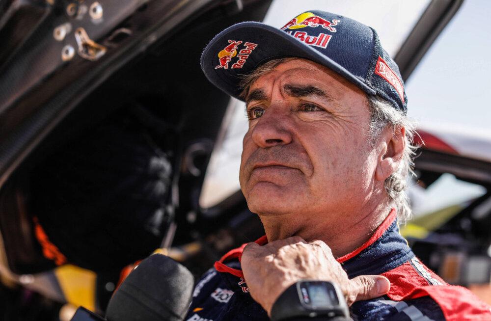 Aegade parimaks rallisõitjaks valitud Sainz: Loeb ja Ogier väärisid seda tiitlit minust rohkem