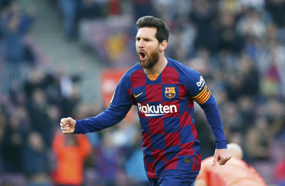 Inglismaa jalgpallilegend: Messi on läbi aegade parim, Ronaldol pole tema vastu mingit võimalust