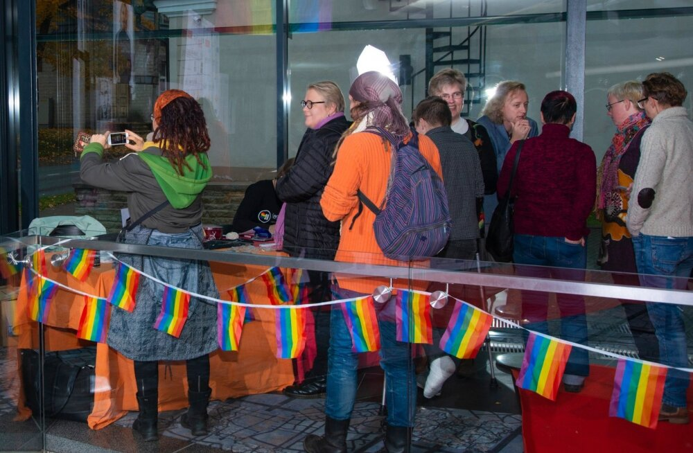 LGBT filmifestivali Festheart avamine Rakveres 2019