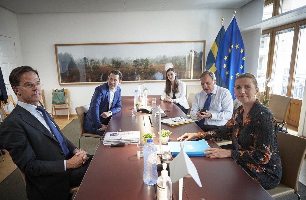 EL-i tippkohtumine jätkub: uue ettepaneku järgi oleks toetusi 400 miljardit eurot