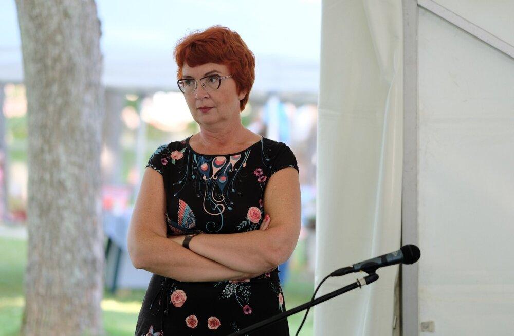 Yana Toom: üritan vältida seda, et Lääs muutub Venemaa vaenlaseks pöördumatult