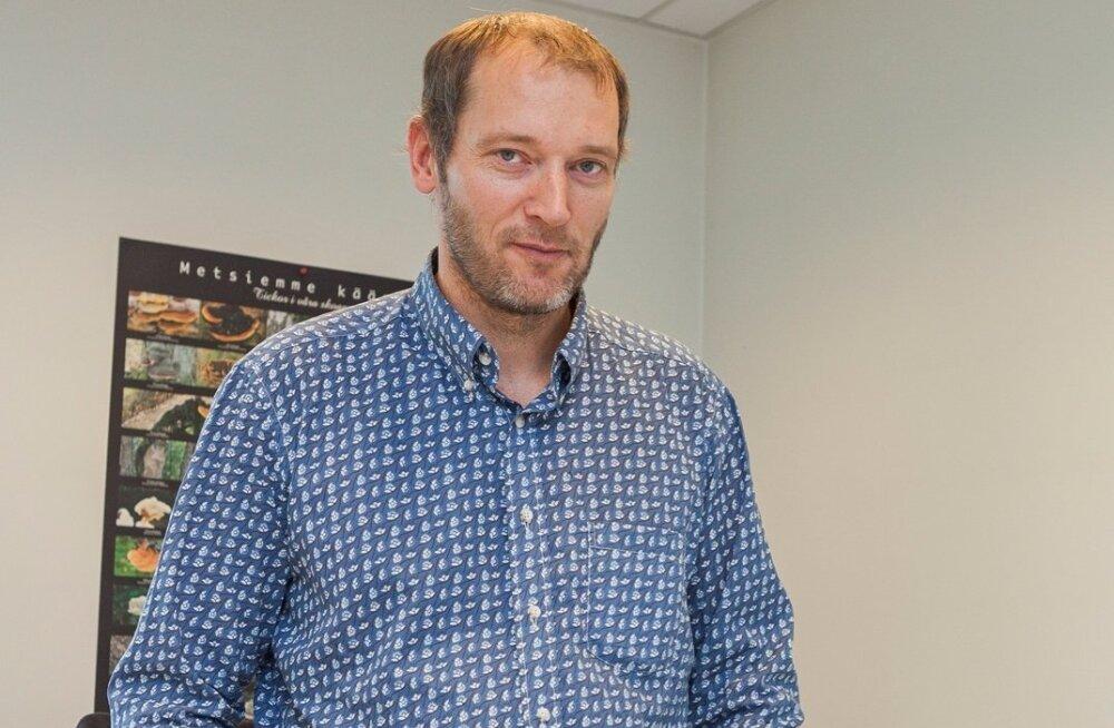 UPM-Kymmene Otepää AS tegevjuht Ando Jukk