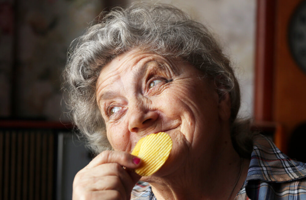Vanusega muutub su keha hapramaks! 5 levinumat viga, mida eakad toitumises teevad