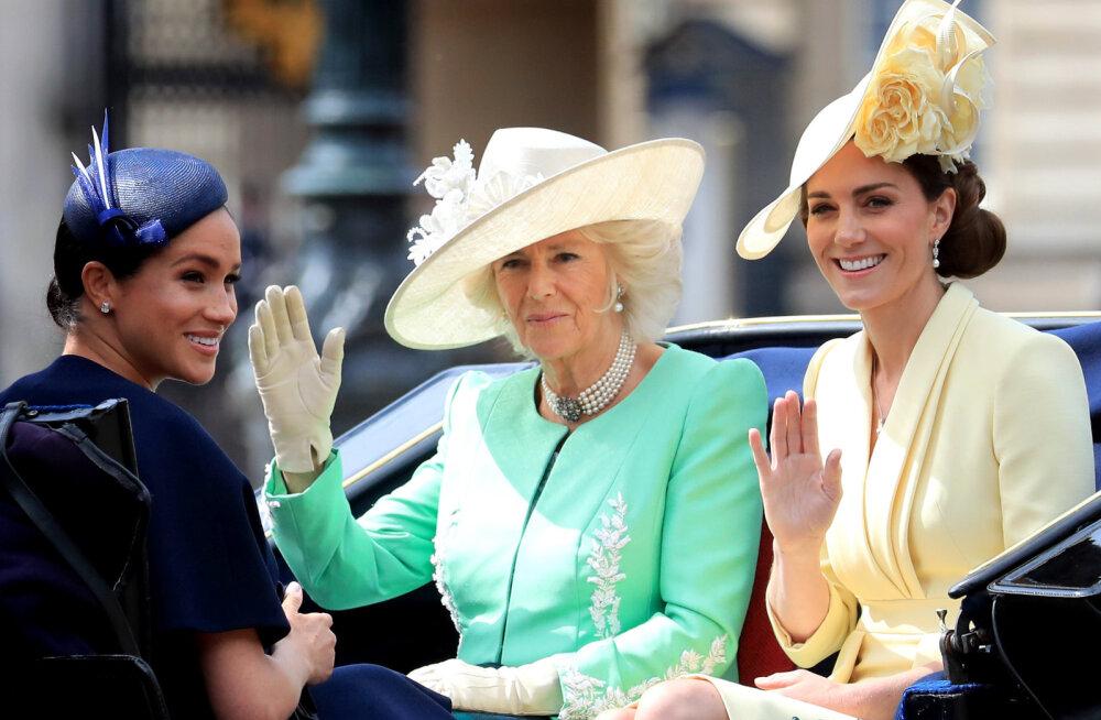 Ükskõik, mida hertsoginna kannab, fännid hulluvad! Just tema on kuningakoja liikmetest suurim stiilimõjutaja