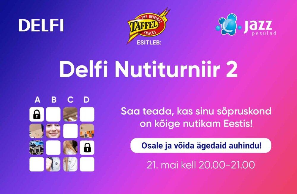 DELFI NUTITURNIIRI tagasiside