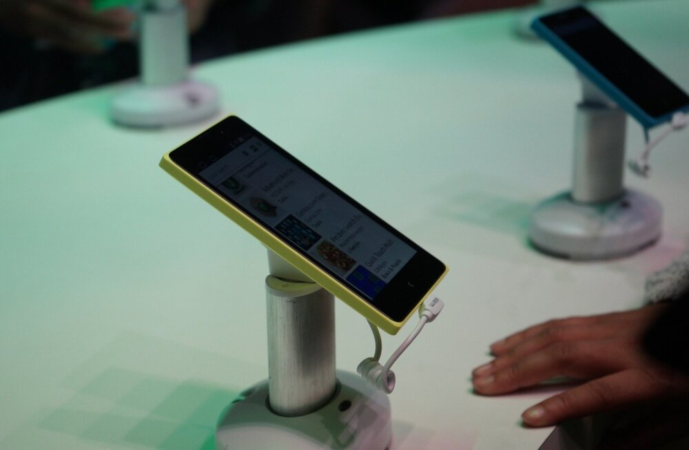 Nokia X-seeria telefonid