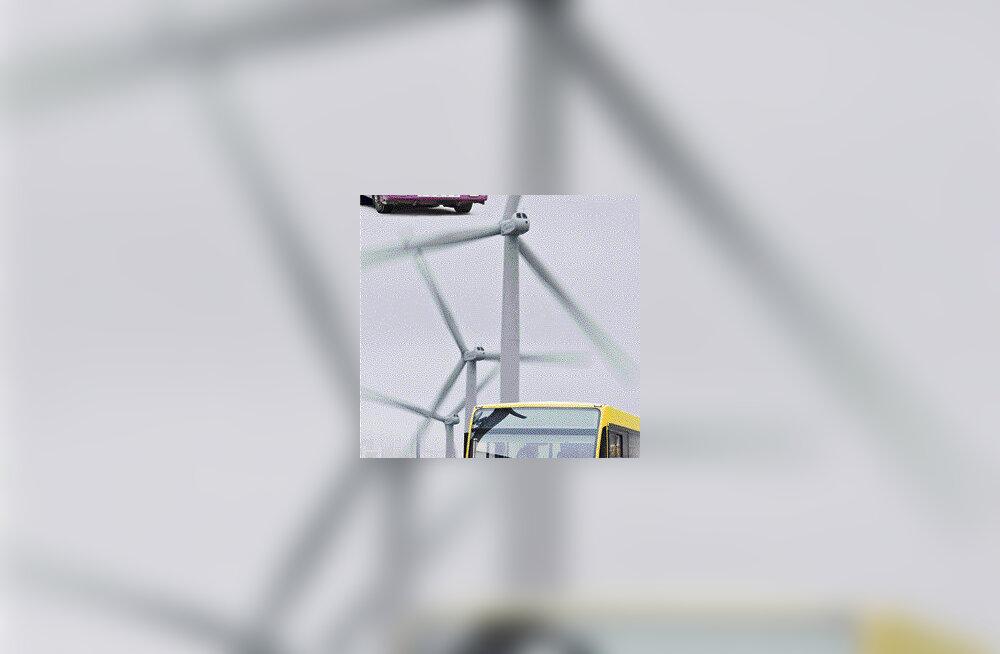 Võlukunst: saastekvoodist saavad bussid ja tuulikud