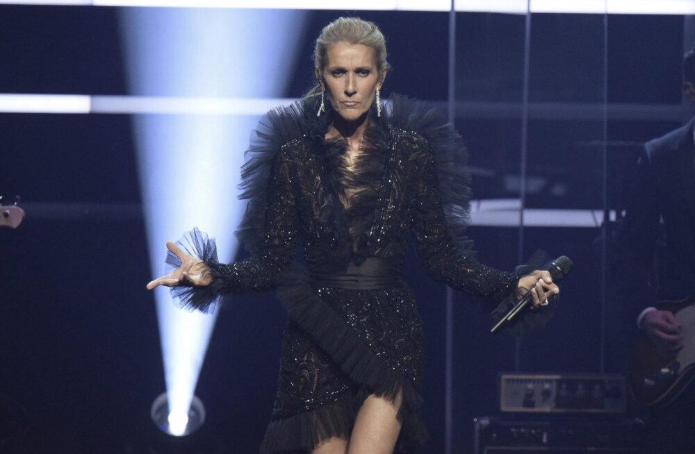 VAU! Dramaatilised ajad üle elanud Celine Dion läheb üle 10 aastat tuurile ja annab plaadi välja!