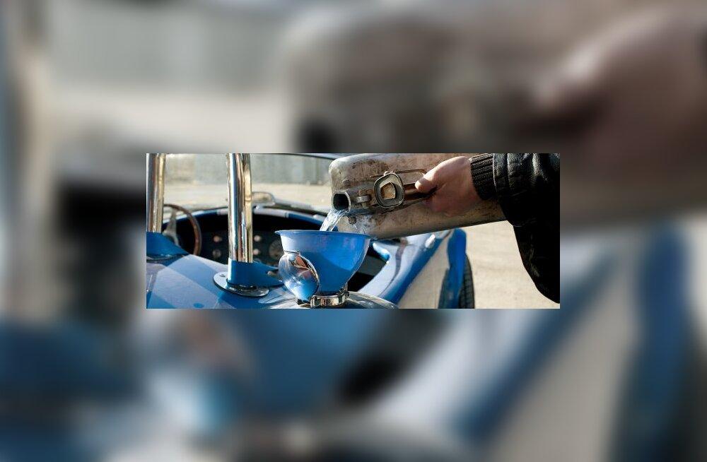 Liitri bensiiniga saab peagi planeedile tiiru peale teha?