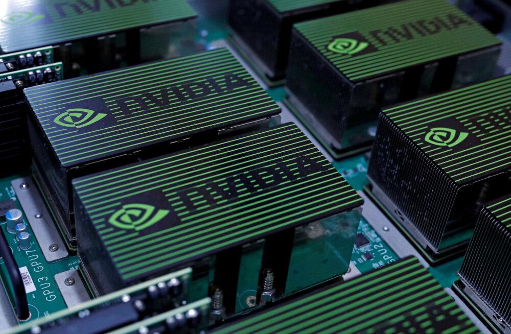 """""""Puhata ja mängida"""": Nvidia tõi uued graafikakaardid välja täpselt õigeks ajaks"""