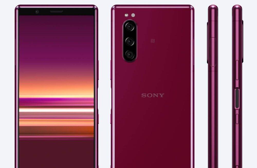 FORTE ARVUSTUS | Sony Xperia 5 nutitelefon – 700 euro eest tahaks ikka paremat!
