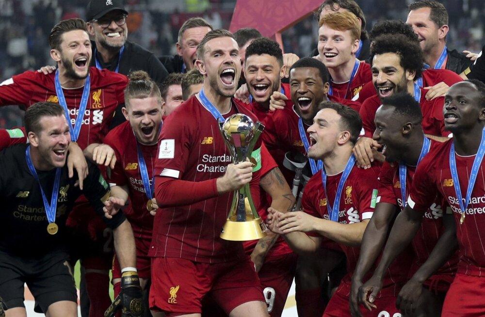 Liverpool krooniti viimati klubide MM-i võitjaks. Nüüd jätkatakse heitlust Premier League'is.