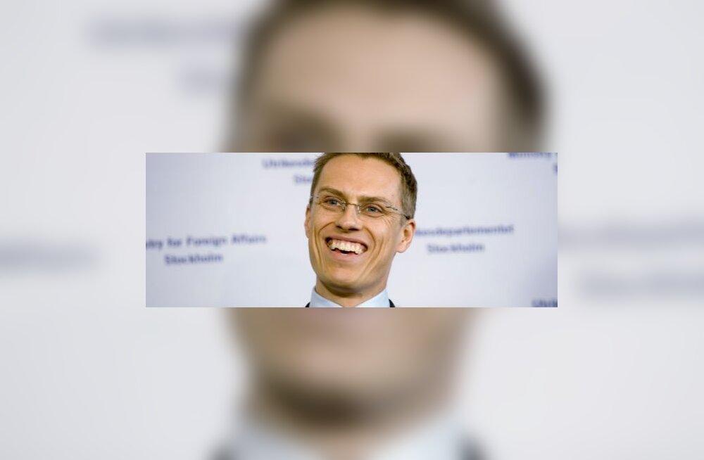 Alexander Stubb Delfile: Nord Stream ei ole julgeolekurisk