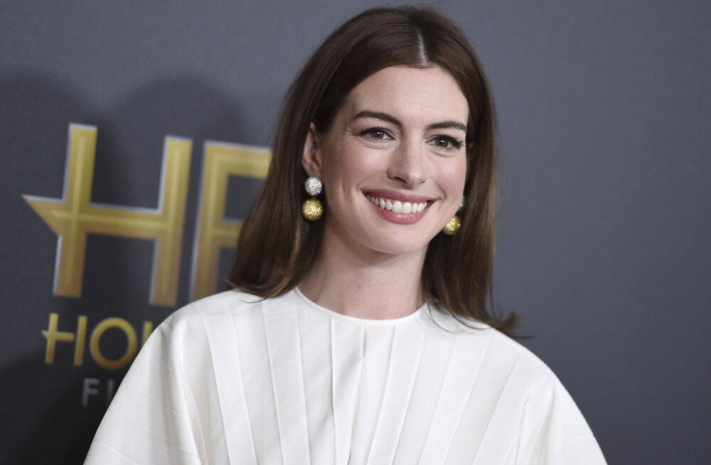 Anne Hathaway tunnistab, et on ennast näljutanud