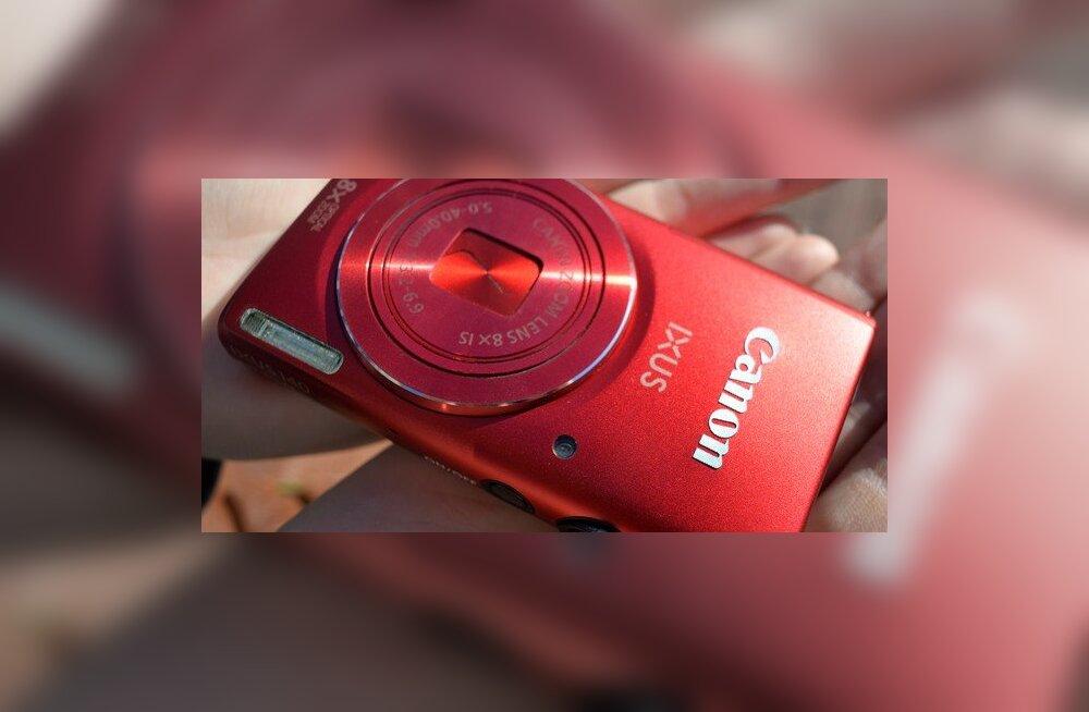 57010d443c4 TEST: Canoni kompaktkaamera IXUS 140 – tavakasutajale ideaalne ...