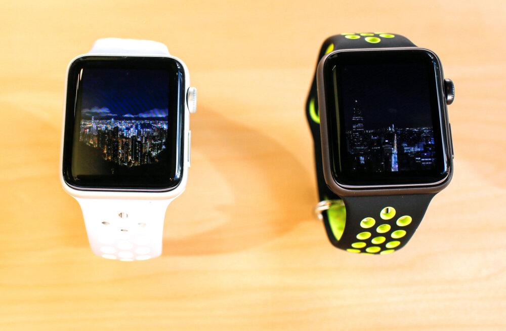 Britid keelasid pealtkuulamist peljates valitsuse nõupidamistel Apple`i uue nutikella kandmise ära