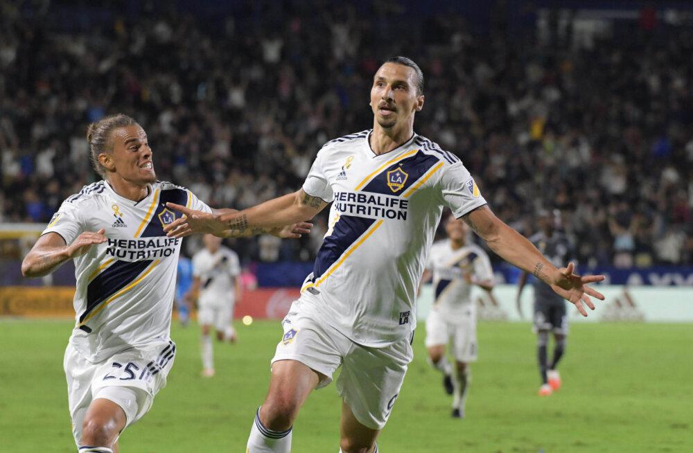 Suur tagasitulek on lähedal: Zlatan jõudis Euroopa klubiga kokkuleppele