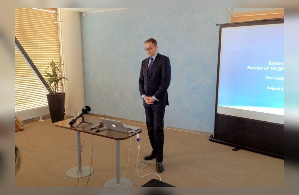 Убытки Estonian Air за первое полугодие - почти 15 млн евро!