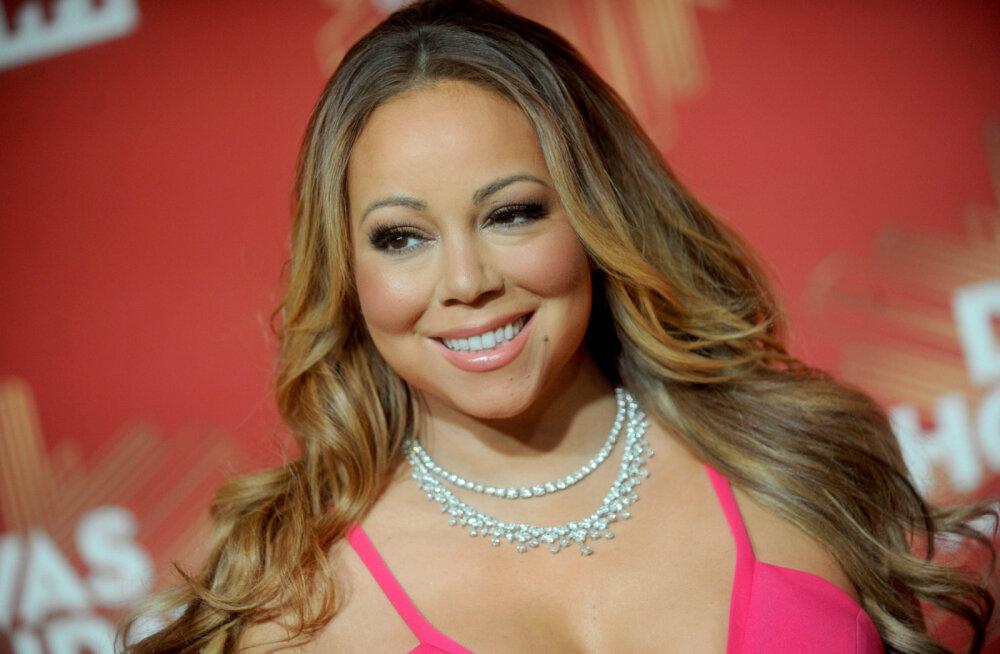 Haruldane vooruslikkus! Mariah Careyl on olnud ainult viis seksuaalpartnerit