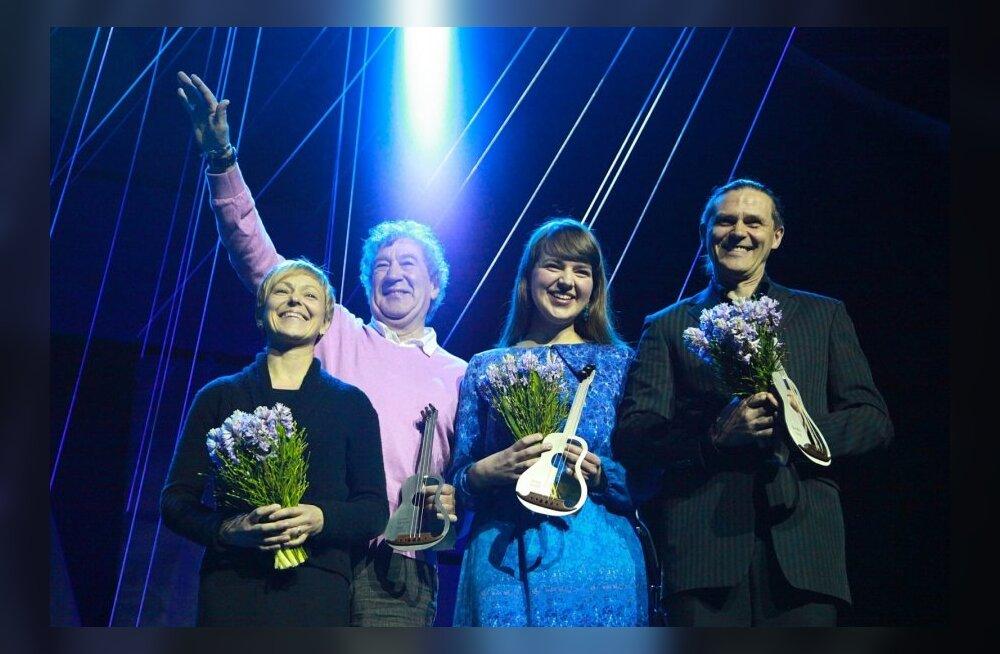 Jazziauhinnad 2014 võitjad