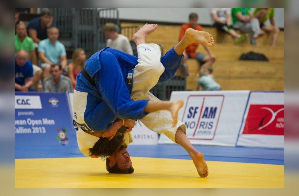 Judo MK-etapp
