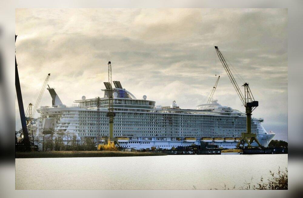 Soome laevaehitajad jäid valitsuse otsuse tõttu miljardilisest tellimusest ilma