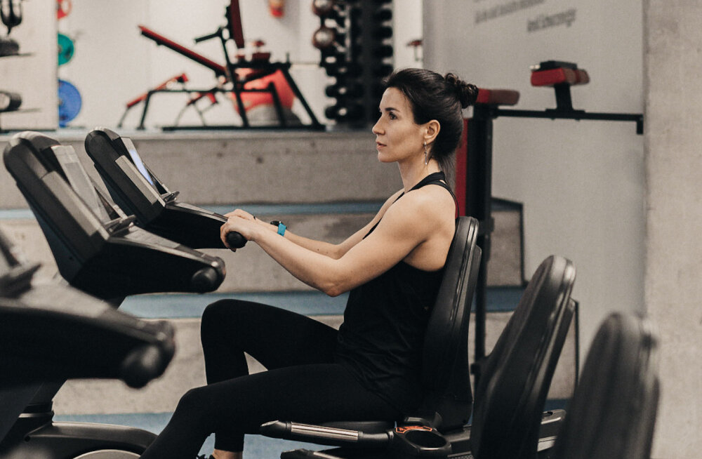 """""""Я обычная женщина"""". Жительница Таллинна решила """"немного похудеть"""" и стала фитнес-тренером"""