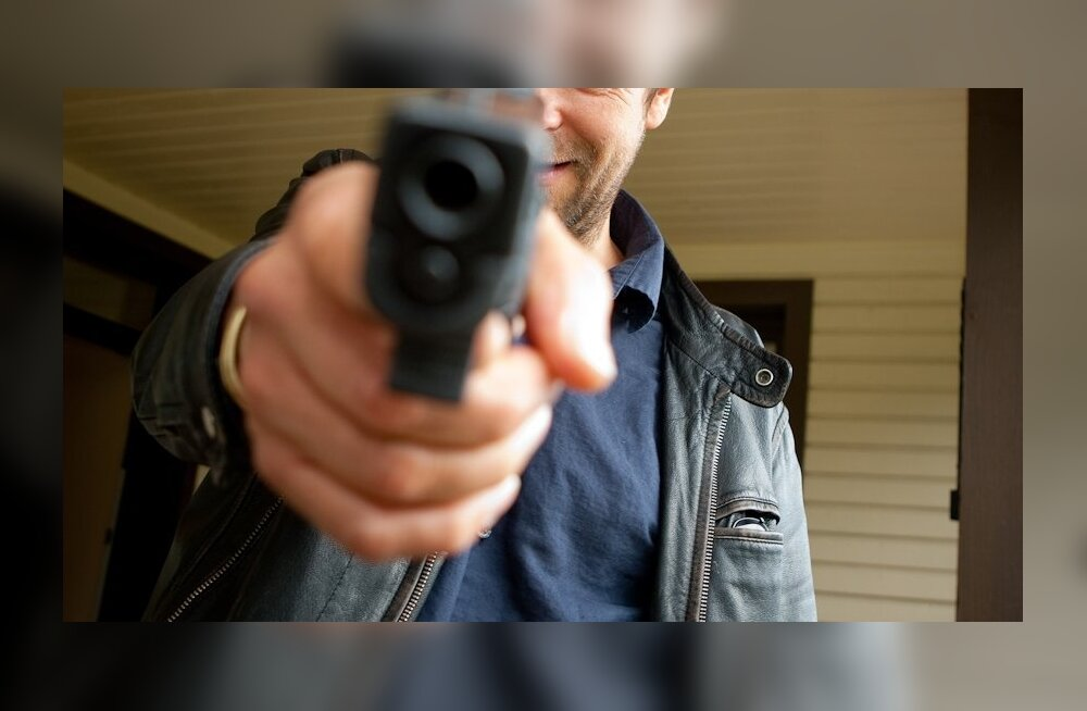 Euroopa Parlamendi hoones taas relvastatud röövlid
