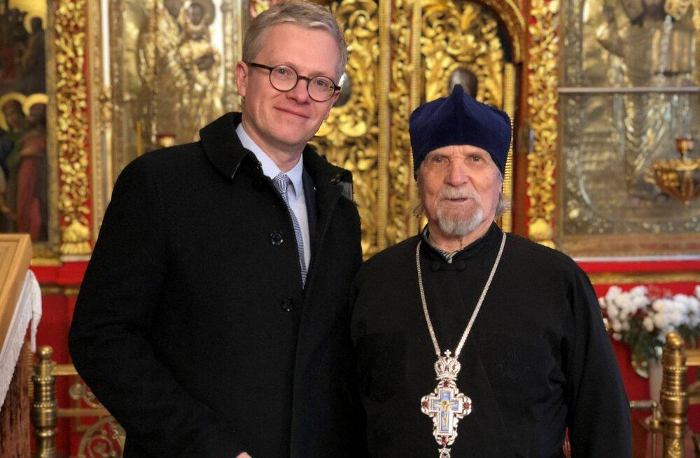Petserimaalane: Eesti Vabariigi juhid ei peaks oma seaduslikule maa-alale ja ajaloole selga keerama