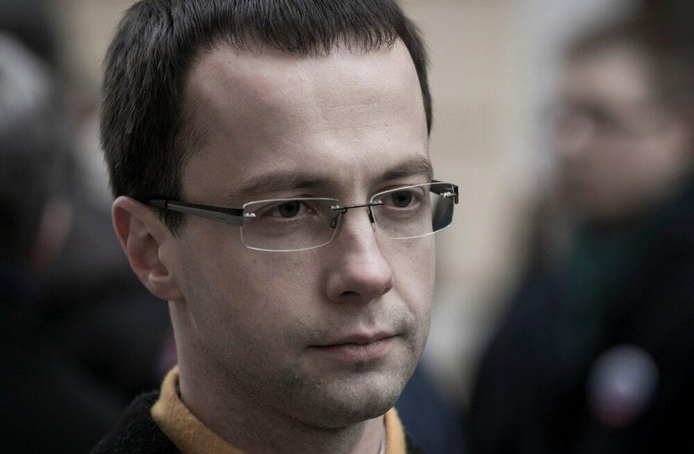 Евгений Криштафович отказался от сотрудничества с союзом Сыырумаа и Сависаара