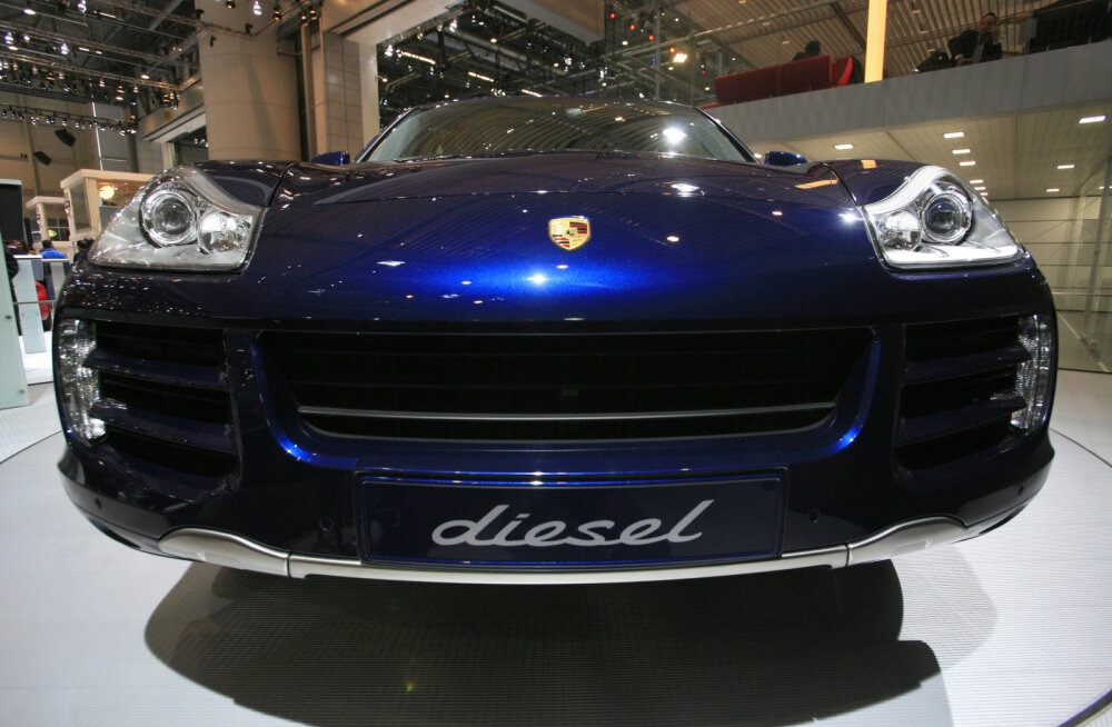 Šveits valmistas Porschele ootamatu üllatuse