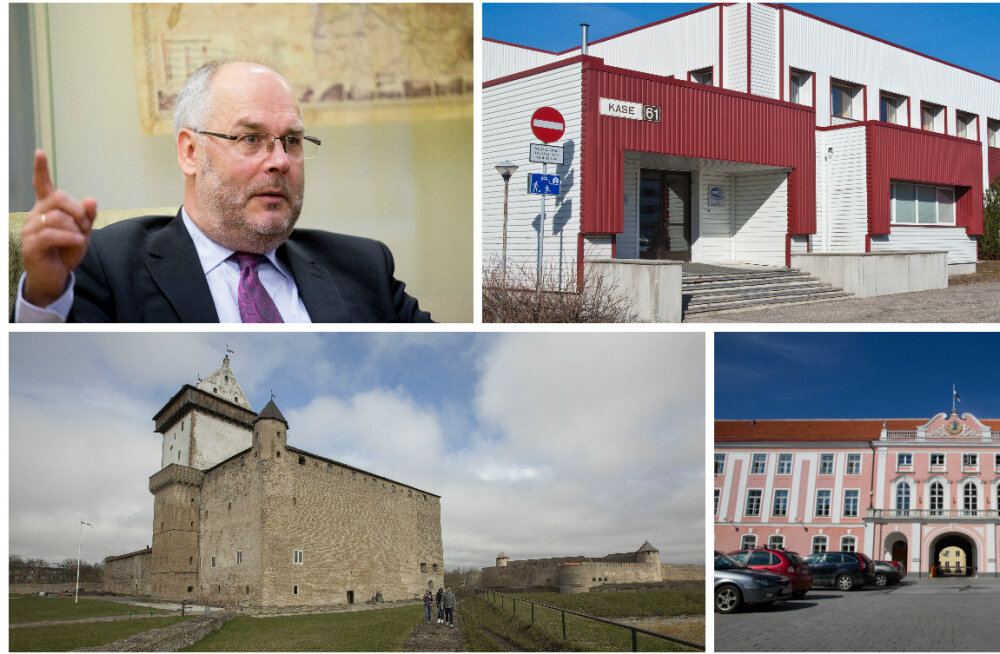 Alar Karis riigikogule: sisekaitseakadeemia Narva kolimine on mõttetu, ülikallis ja ohtlik