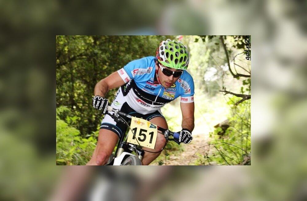Eesti parim maastikurattur Martin Loo, jalgratas