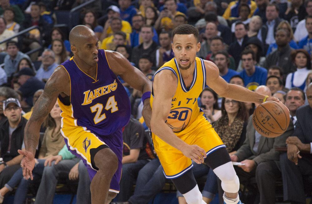 NBA tähtede mängu koosseisud selged - valikust jäid välja Duncan, Nowitzki ja Porzingis