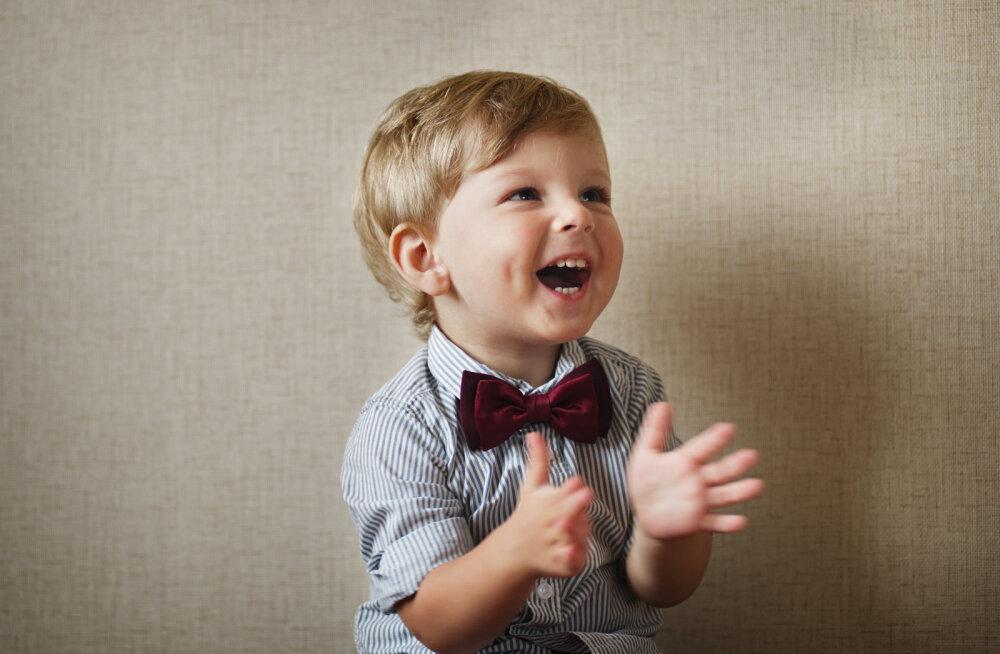 LAPSESUU EI VALETA | Sellest poisist kasvab küll koomik! Ühe väikese noormehe väljaütlemised 4. eluaastast kuni kümnendani