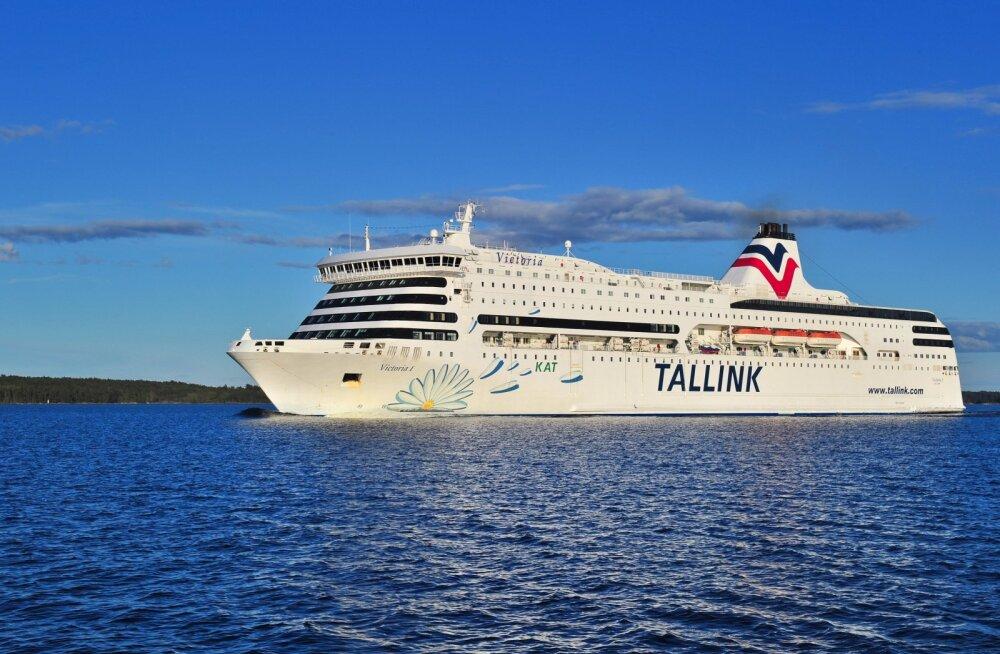 Паромная компания Tallink лишилась свыше 10 000 китайских туристов из-за коронавируса