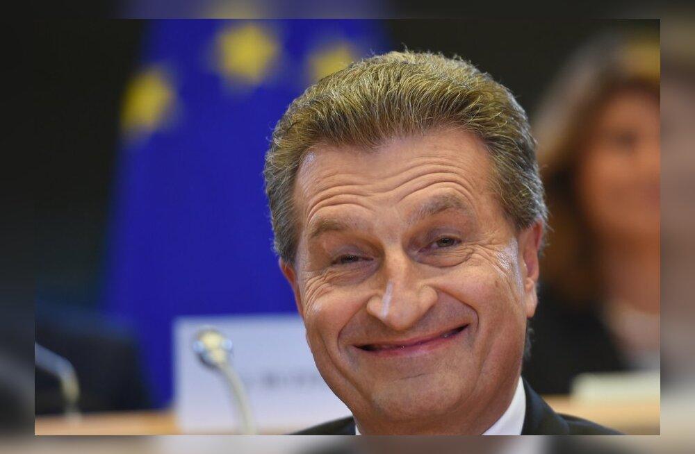 Euroopa Komisjoni tulevane digivolinik: endast lekkivaid alastipilte tegevad kuulsused on ise lollid