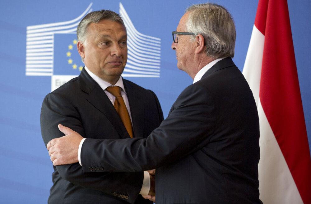 Orban: EL võiks leppida Ida- ja Kesk-Euroopa teistsuguste väärtustega