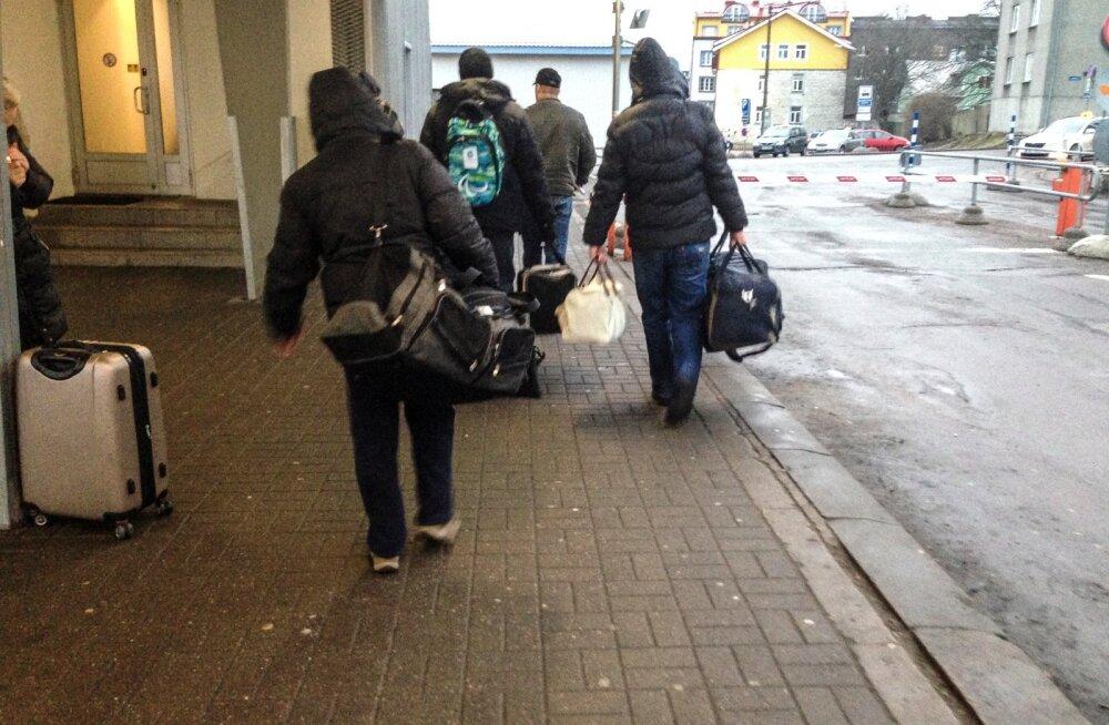 Ukraina töölised