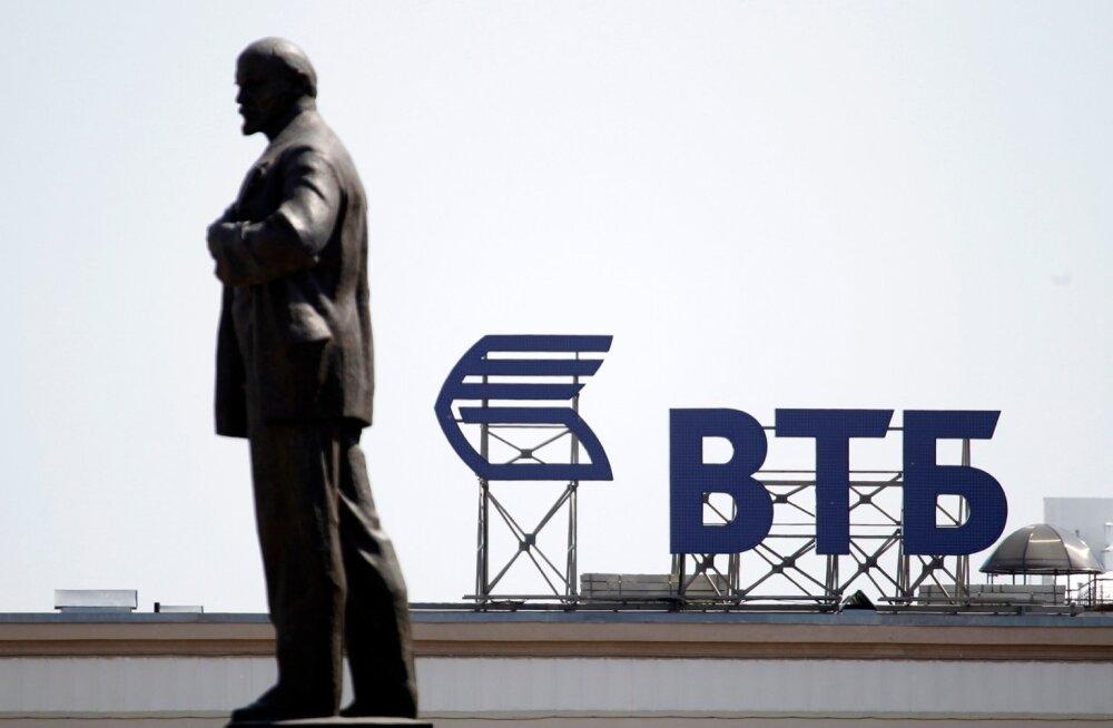 Prantsuse võimud arestisid Vene arved VTB panga sealses tütarfirmas