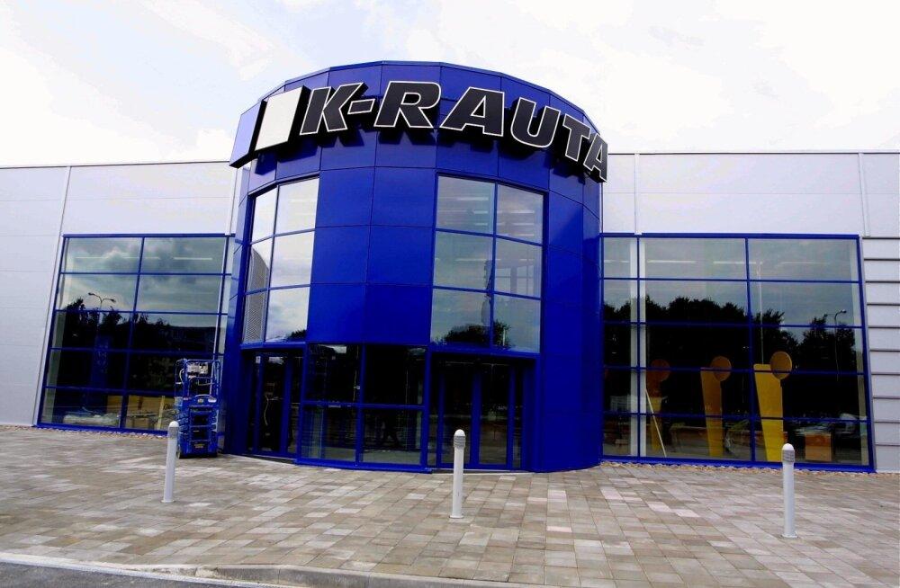 Вот вам и скидки! Перед распродажей интернет-магазин K-rauta сильно поднимает обычную цену товаров